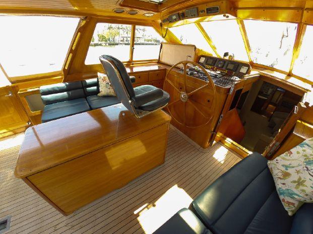1989 Alden 77 BoatsalesListing Maine