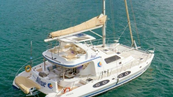 Royal Cape Catamarans 53 Flybridge