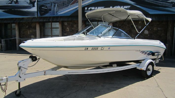 Sea Ray 175 Sport - main image