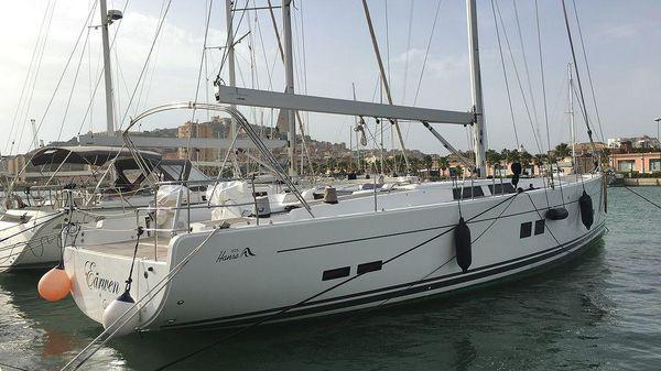 Hanse 575 Hanse 575 - h2o Yachting