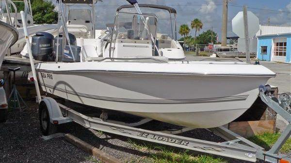 Sea Pro 170
