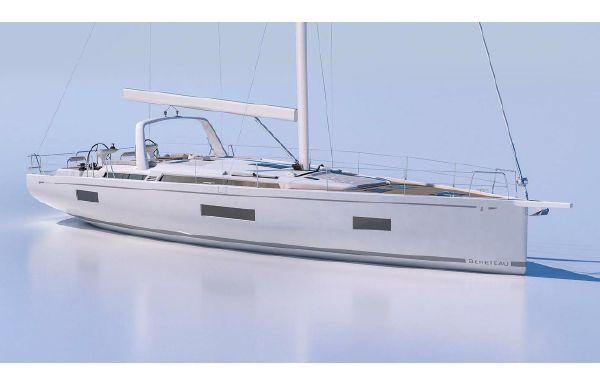 2020 Beneteau America Oceanis Yacht 54