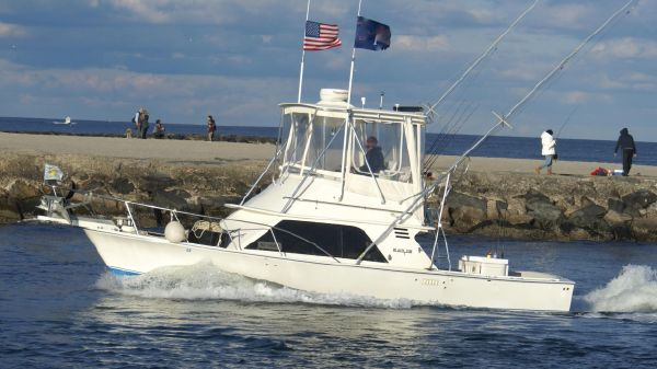 Blackfin 32 Flybridge 1987  32' Blackfin FB