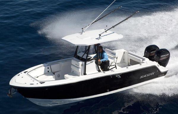 2020 Blackfin 242 CC