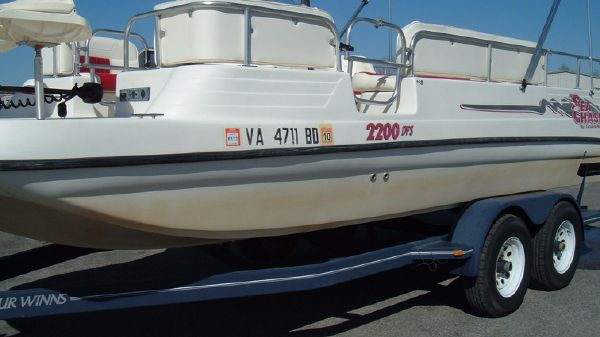 Carolina Skiff Sea Chaser 2200 DFS