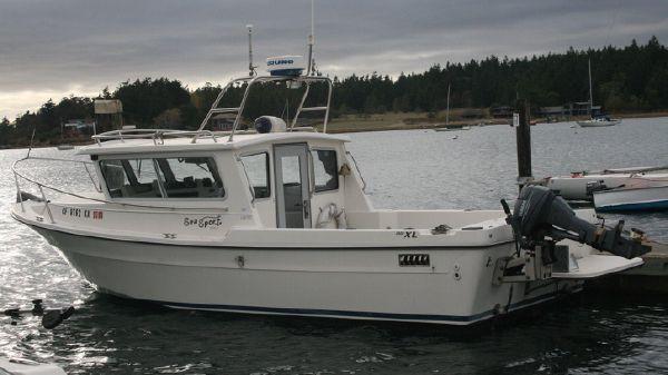 Sea Sport 24' XL