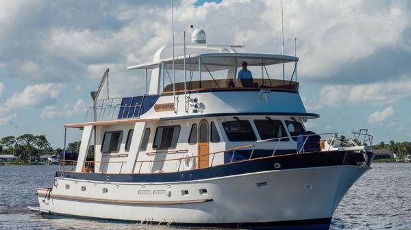 DeFever Flush Deck/Cockpit Trawler