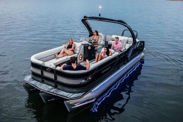 Crest Caribbean Platinum 250 SLS - main image