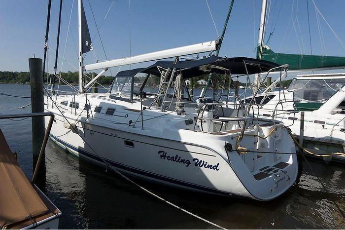 Hunter Yachts for Sale | Sailboat Brokerage New England