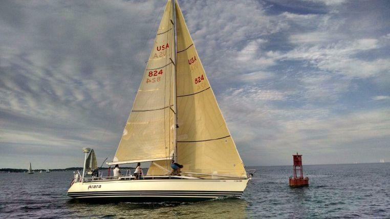 1998 X-Yachts 412 MK II