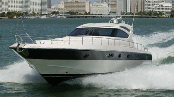 Cayman 58 HT
