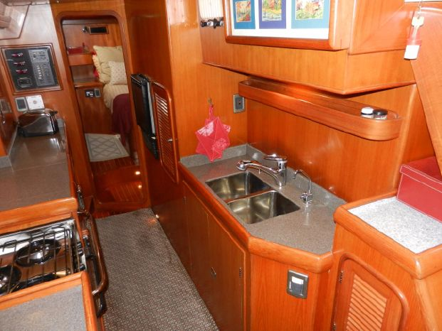 2003 Tayana Deck Salon For Sale Sell