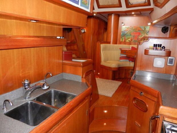 2003 Tayana Deck Salon For Sale Rhode Island
