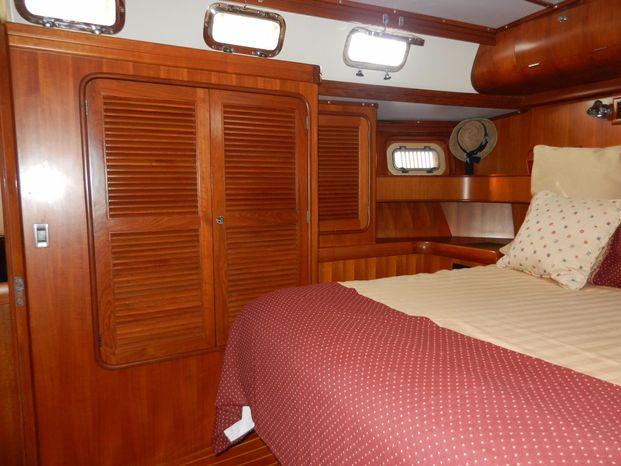 2003 Tayana Deck Salon Brokerage BoatsalesListing