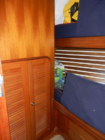 2003 Tayana Deck Salon BoatsalesListing BoatsalesListing
