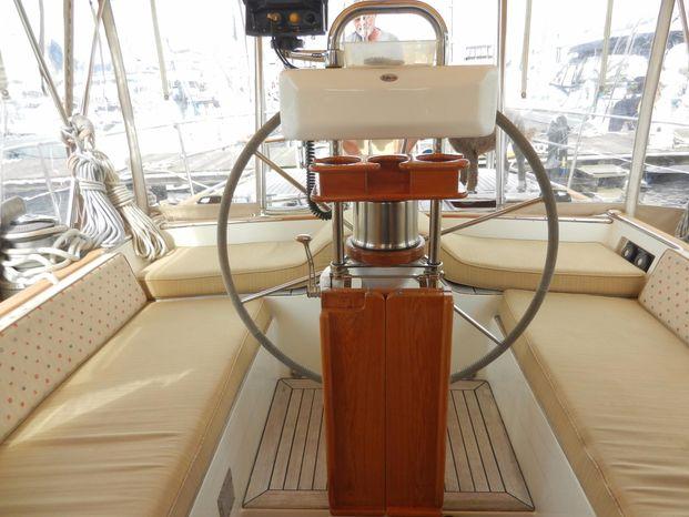 2003 Tayana Deck Salon Broker BoatsalesListing