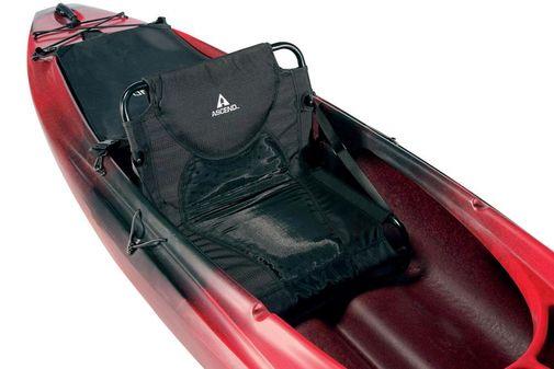 Ascend D10 Sit-In - Red-Black image