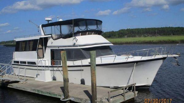 Sea Ranger Motoryacht Aft Cabin