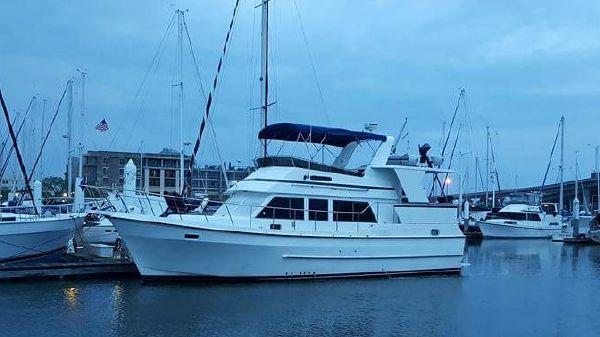Present Yachts Sundeck