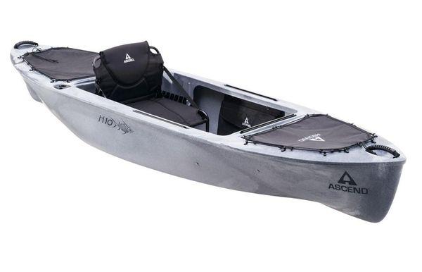 2021 Ascend H10 Hybrid Sit-In - Titanium