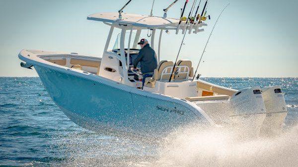 Sea Pro 259 Sport