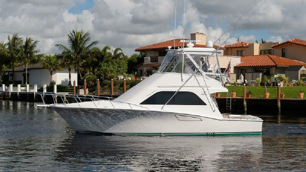 Cabo 40 Cabo Flybridge 40 Port Profile