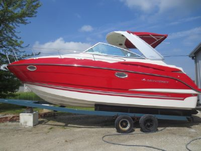 2014 Monterey<span>280 Sport Yacht</span>