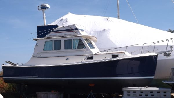 Blue Seas 31 Flybridge