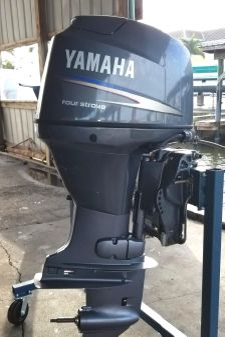 Yamaha Outboards F50 image
