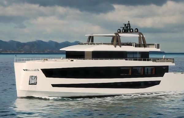 2019 Sundeck Yachts 38 Metri