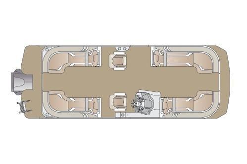 2020 Crest Caribbean RS 230 SLC