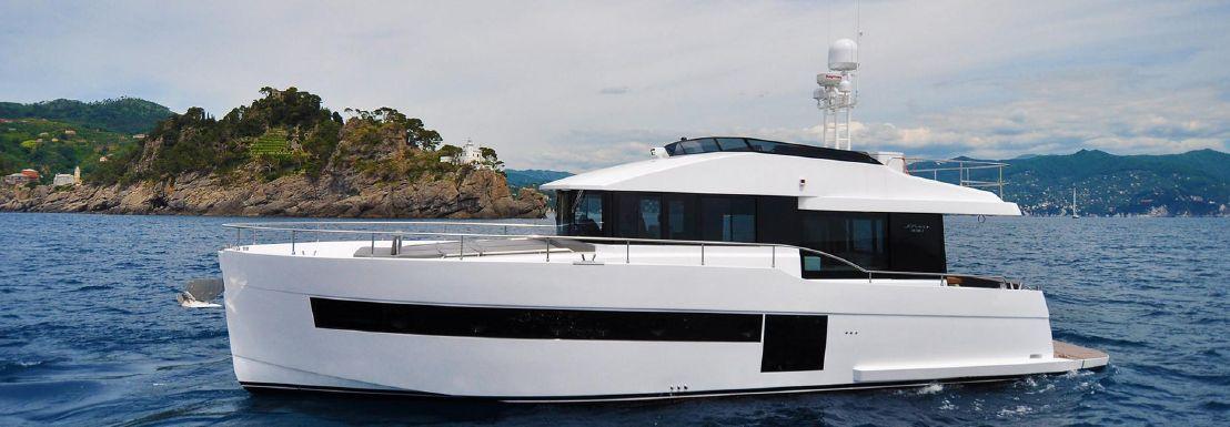2021 Sundeck Yachts 580