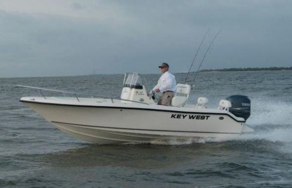 2018 Key West 186 Center Console