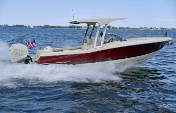 Chris-Craft New Boat Models - Lakeport Landing Marina