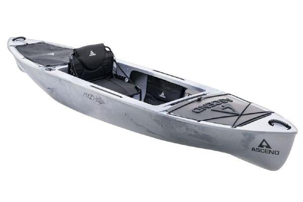 Ascend H12 Hybrid Sit-In - Titanium - main image