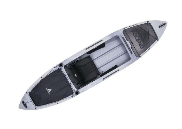 Ascend H12 Hybrid Sit-In - Titanium image