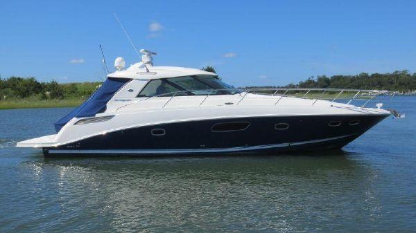 Sea Ray 45 Sundancer Profile