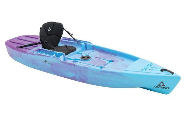 2021 Ascend 9R Sport Sit-On - Blue-Purple