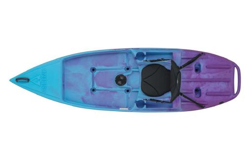 Ascend 9R Sport Sit-On - Blue-Purple image