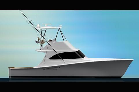 2017 Viking 37 Billfish