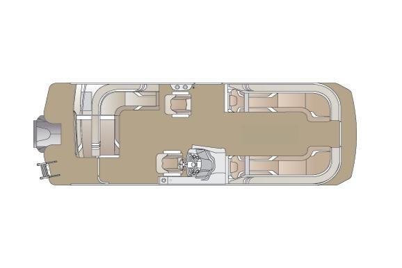 2020 Crest Caribbean RS 250 SLS