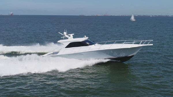 Viking 52 Sport Yacht