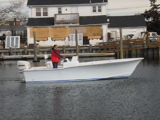 Custom Carolina 21' center console - main image