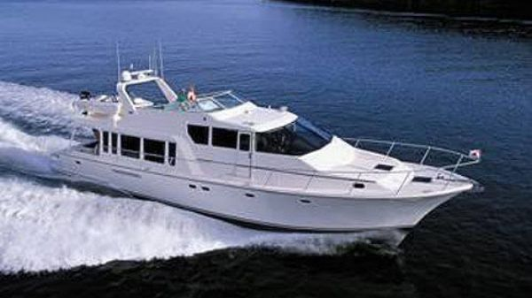 Pacific Mariner Pilothouse Motoryacht Photo 1