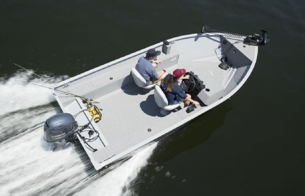 2020 Smoker Craft 160 Freedom SC