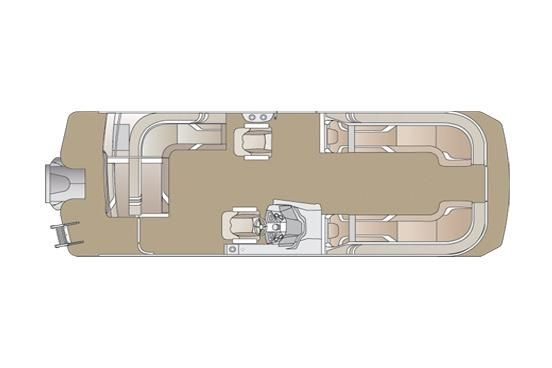 2020 Crest Caribbean LX 250 SLS