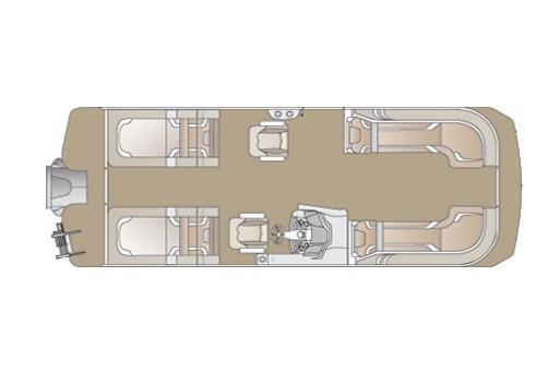 2020 Crest Caribbean LX 230 SLRC