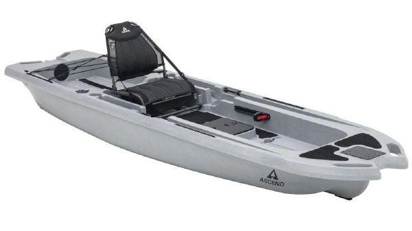 Ascend 133X Yak-Power Sit-On - Titanium