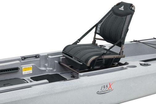Ascend 133X Yak-Power Sit-On (Titanium) image