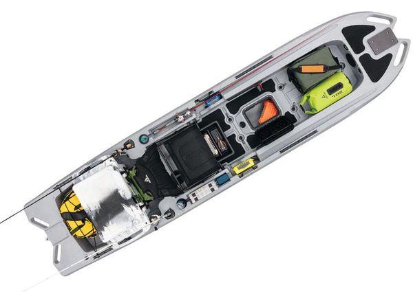 Ascend 133X Yak-Power Sit-On - Titanium image
